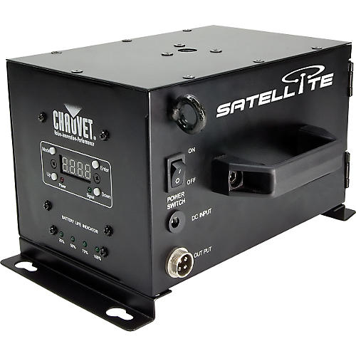 Chauvet Satellite Cordless Rechargeable Battery Pack
