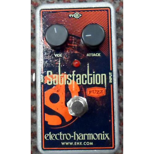 Electro-Harmonix Satisfaction Fuzz Effect Pedal-thumbnail