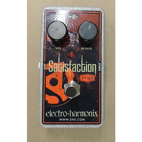 Electro-Harmonix Satisfaction Fuzz Effect Pedal