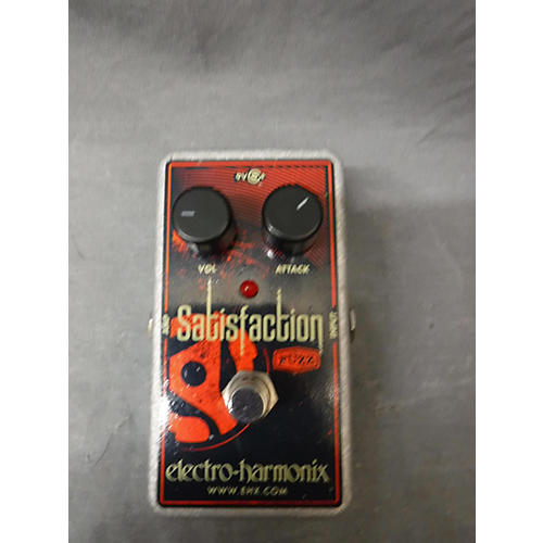 Electro-Harmonix Satisfaction Fuzz Effect Pedal-thumbnail
