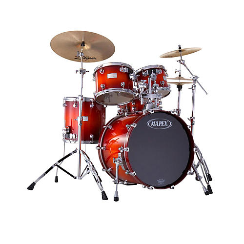 Mapex Saturn 5 Piece Standard Shell Pack