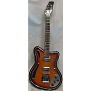 Eastwood Saturn 63 Hollow Body Electric Guitar