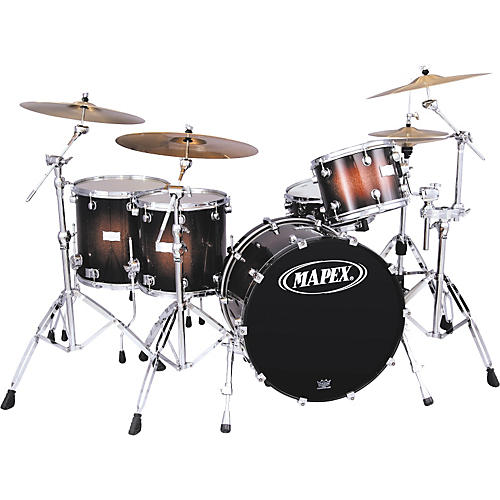 Mapex Saturn Crossover Drum Set