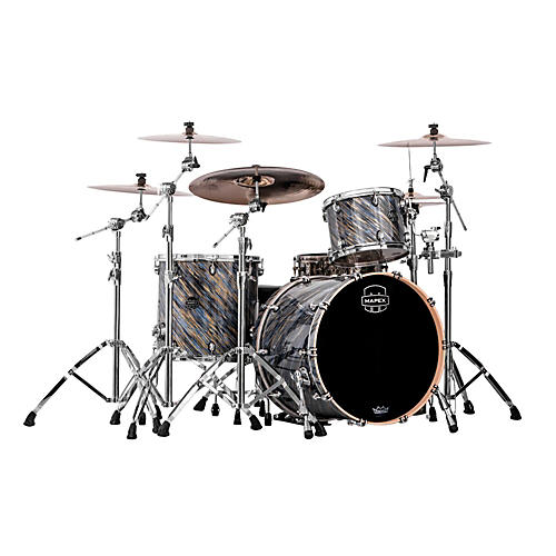 Mapex Saturn IV MH 3-Piece Rock Shell Pack