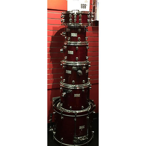 Mapex Saturn Standard Drum Kit-thumbnail