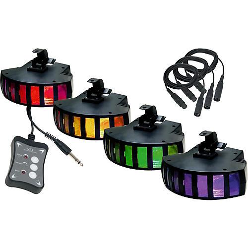 American DJ Saturn Tri LED System-thumbnail
