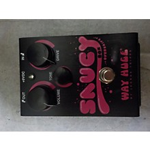 Way Huge Electronics Saucy Box Effect Pedal