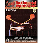 Alfred Savage Rudimental Workshop (Book/CD)