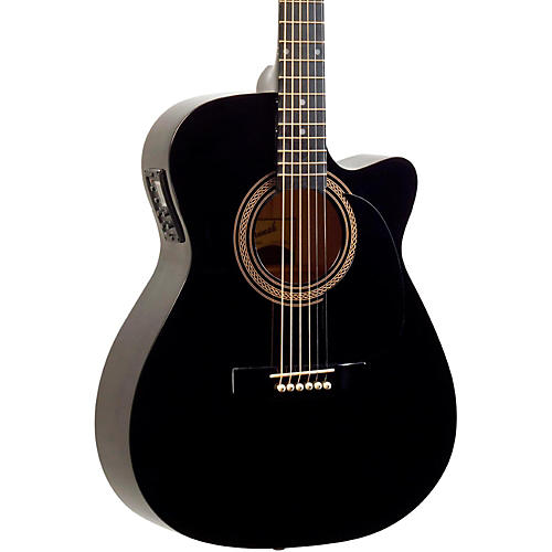 Savannah Savannah SO-SGO-10CE 000 Acoustic-Electric Guitar-thumbnail