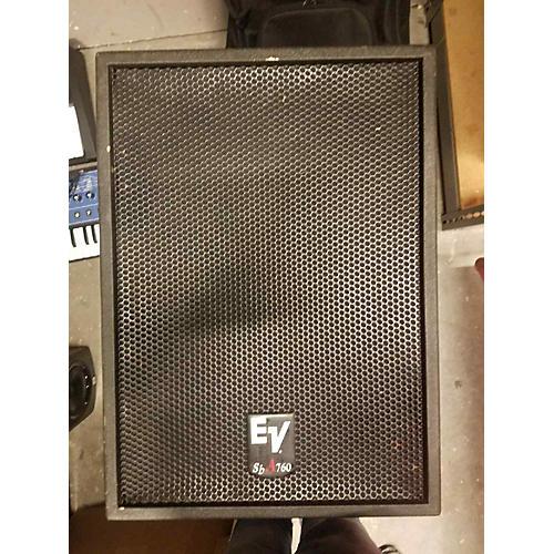 Electro-Voice Sba760 Powered Speaker
