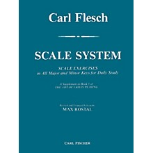 Carl Fischer Scale System Book 1