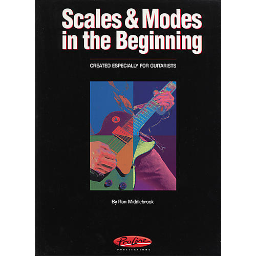 Centerstream Publishing Scales And Modes - In the Beginning Book-thumbnail
