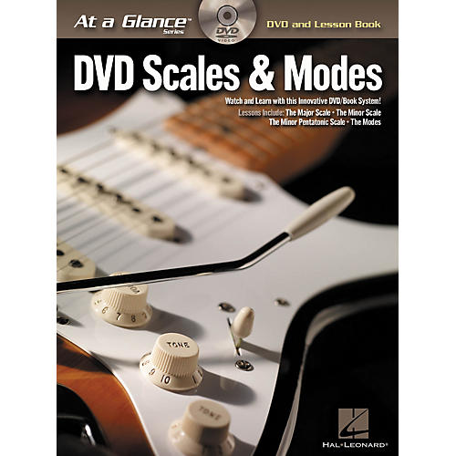 Hal Leonard Scales & Modes At a Glance DVD with Tab-thumbnail