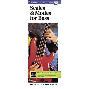 alfred scales modes for bass guitar center. Black Bedroom Furniture Sets. Home Design Ideas