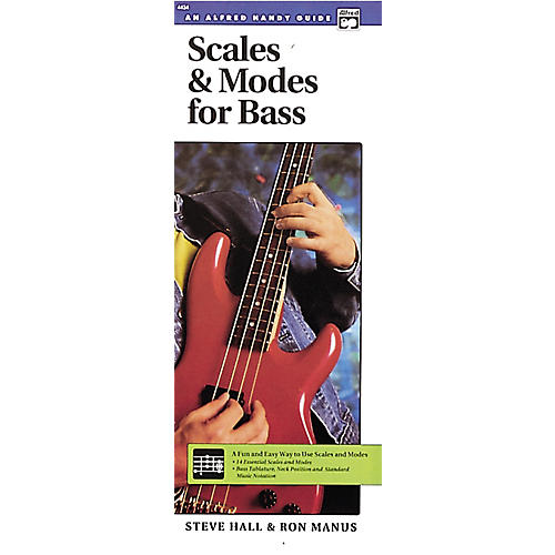 Alfred Scales & Modes for Bass-thumbnail