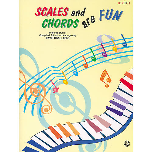Alfred Scales and Chords Are Fun Book 1 (Major)-thumbnail