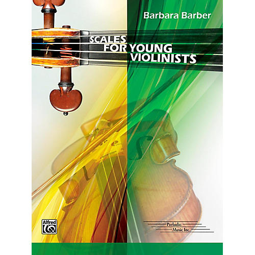 Alfred Scales for Young Violinists Book-thumbnail