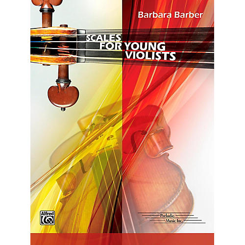 Alfred Scales for Young Violists Book