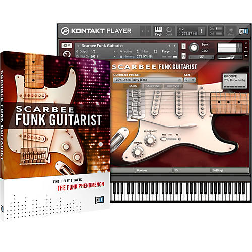 Native Instruments Scarbee Funk Guitarist-thumbnail
