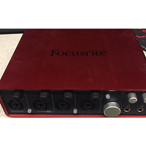 Focusrite Scarlett 18i8 Audio Interface-thumbnail