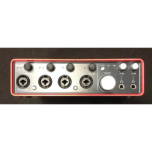 Focusrite Scarlett 18i8 Audio Interface-thumbnail