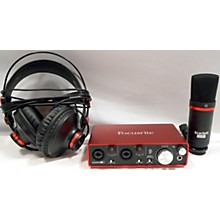 Focusrite Scarlett 2i2 Studio USB Audio Interface