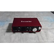 Focusrite Scarlett 2i2 USB 2nd Gen Audio Interface