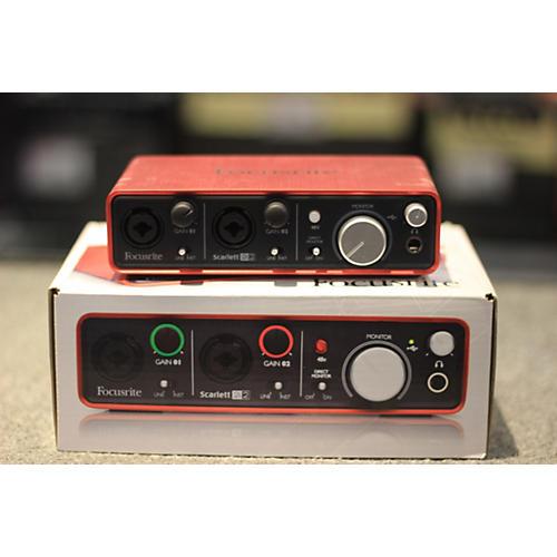 Focusrite Scarlett 2i2 USB Audio Interface-thumbnail