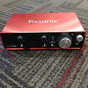 Focusrite Scarlett 2i2 USB Studio Audio Interface