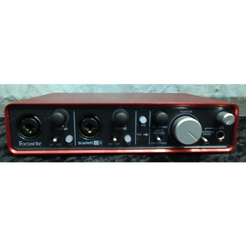 Focusrite Scarlett 2i4 USB Audio Interface