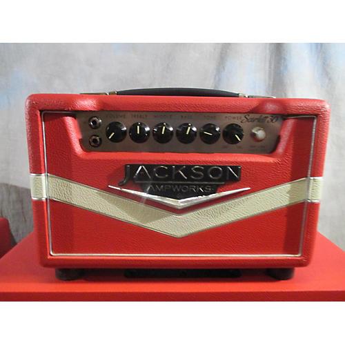 Jackson Ampworks Scarlett 30 Tube Guitar Amp Head-thumbnail