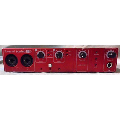 Focusrite Scarlett 8i6 Audio Interface