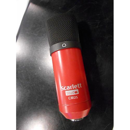 Focusrite Scarlett CM25 Condenser Microphone-thumbnail