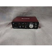 Focusrite Scarlett Solo Audio Interface