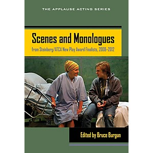 Applause Books Scenes and Monologues from Steinberg/ATCA New Play Award Fin...
