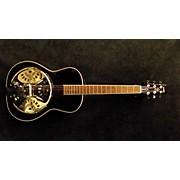 Wechter Guitars Scheerhorn Resonator Guitar
