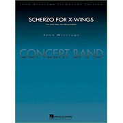 Hal Leonard Scherzo For X-Wings Concert Band Level 5 by Paul Lavender