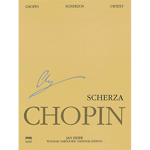 PWM Scherzos (Chopin National Edition 9A, Vol. IX) PWM Series Softcover