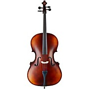 Knilling School Model Solid Cello Outfit w/ Perfection Pegs
