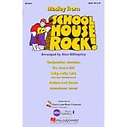 Cherry Lane Schoolhouse Rock! (Medley) SATB arranged by Alan Billingsley