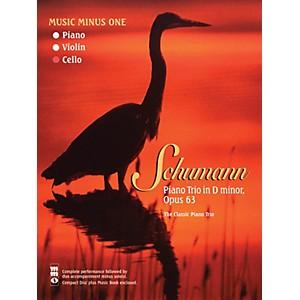 Music Minus One Schumann - Piano Trio No. 1 in D minor, Op. 63 Music Minus ...