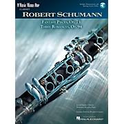 Hal Leonard Schumann  Clarinet Fantasy