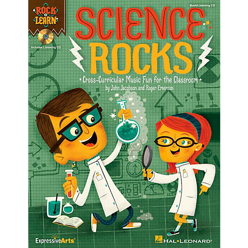 Hal Leonard Science Rocks!  Cross-Curricular Music Fun for the Classroom - Classroom Kit-thumbnail