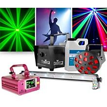 CHAUVET DJ Scorpion Dual Laser Restock with JAM Pack Diamond Lighting Package