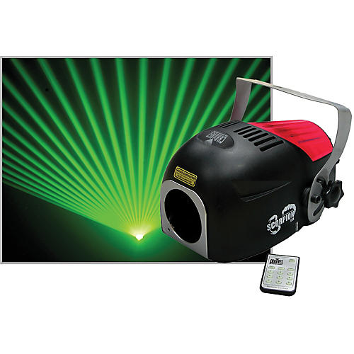 Chauvet Scorpion LGX Green Laser