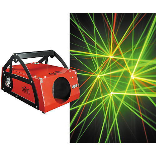Chauvet Scorpion Storm RG Red & Green Laser