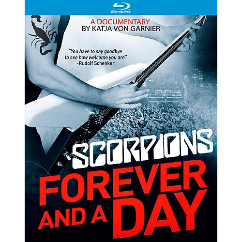 MVD Scorpions - Forever And A Day Blu Ray