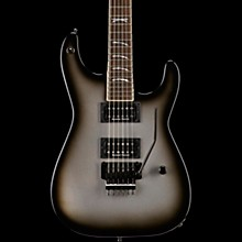 Jackson Scott Ian Signature T1000 Soloist 2H w/ Floyd Rose Electric Guitar Silver Burst Ebony Fingerboard