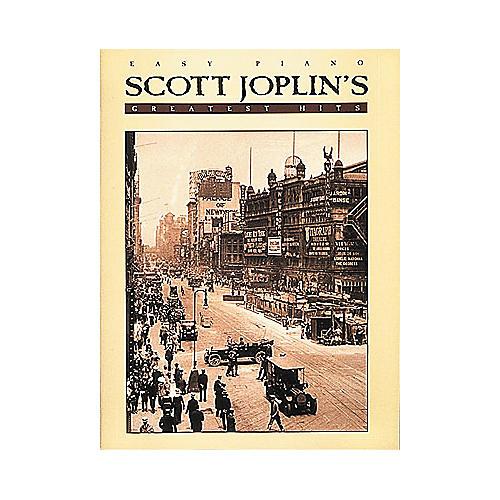 Hal Leonard Scott Joplin Greatest Hits by Carol Klose-thumbnail