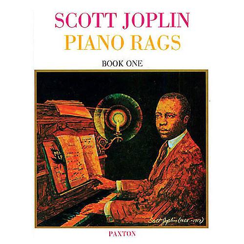 Music Sales Scott Joplin: Piano Rags Book 1 Music Sales America Series